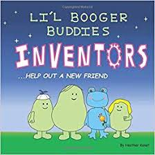 Little Inventors: Create Your Own Inventions For Space!